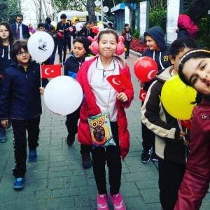 """'BİLGE' LERİMİZLE """"YÜRÜYEN KÖŞK"""" ZİYARETİMİZ"""