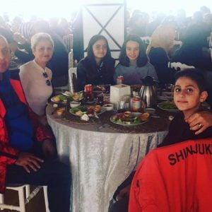 """""""BİLGE"""" AİLESİ KAHVALTIDA BULUŞTU"""