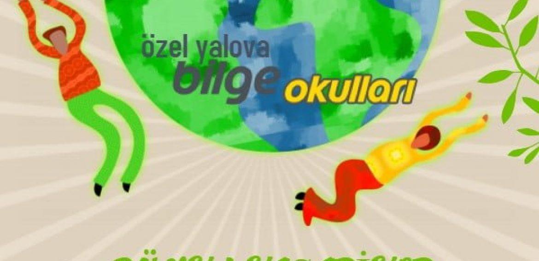 """""""DÜNYA YEŞERİYOR HAYALLER GERÇEKLEŞİYOR"""" PROJESİ"""