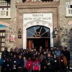 Bilgelerimiz Ankara Gezisinde